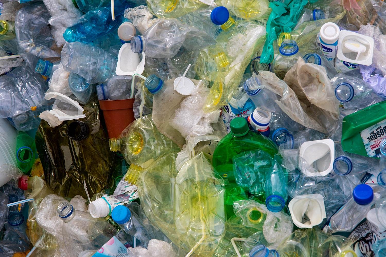 Plastic shredding technology