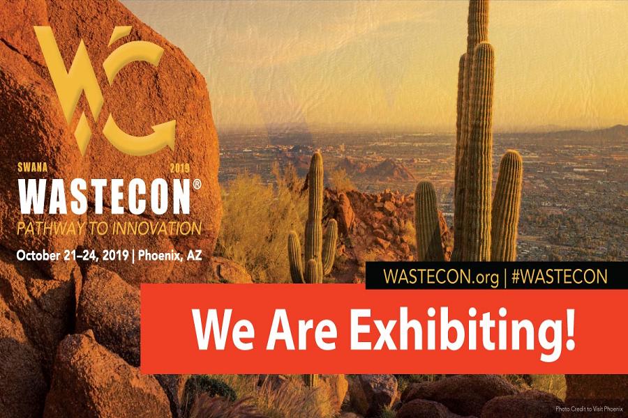 UNTHA America at WASTECON 2019